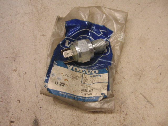 Volvo 240 260 Transmission switch M51 Part number: 1209096