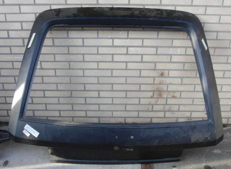 Austin Maestro rear hatch outer skin panel - BEP322