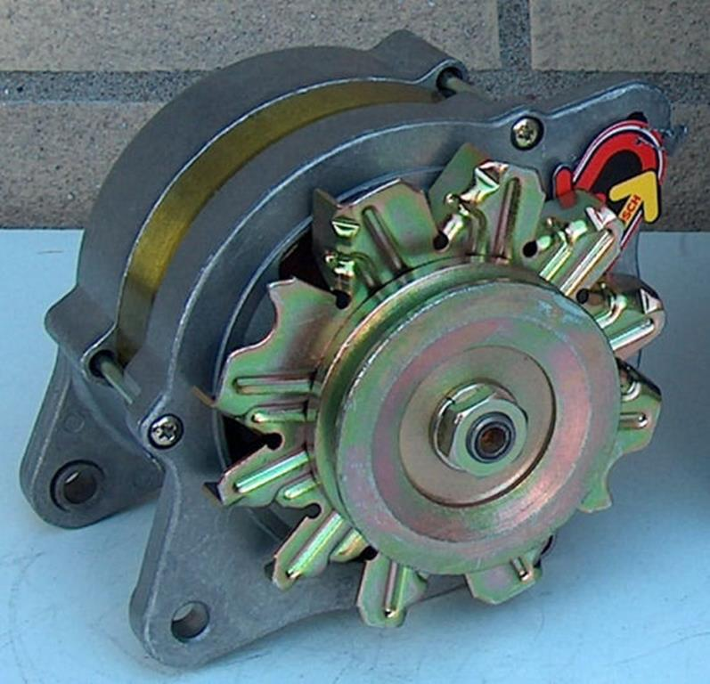 Honda Accord Civic Jazz Prelude dynamo Hella 8EL 726 303-001