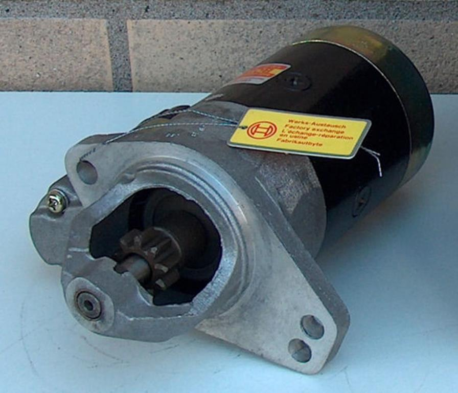 Honda Civic, Accord, Prelude startmotor Valeo 455573