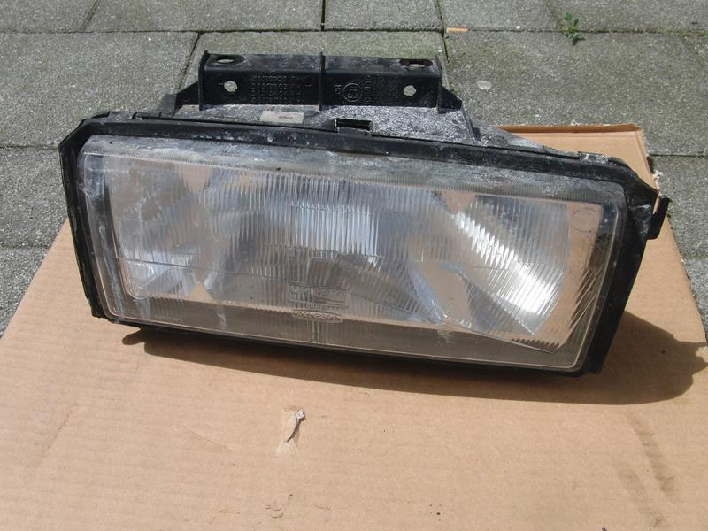 Austin Maestro front headlight unit CONTINENTAL Lefthand side