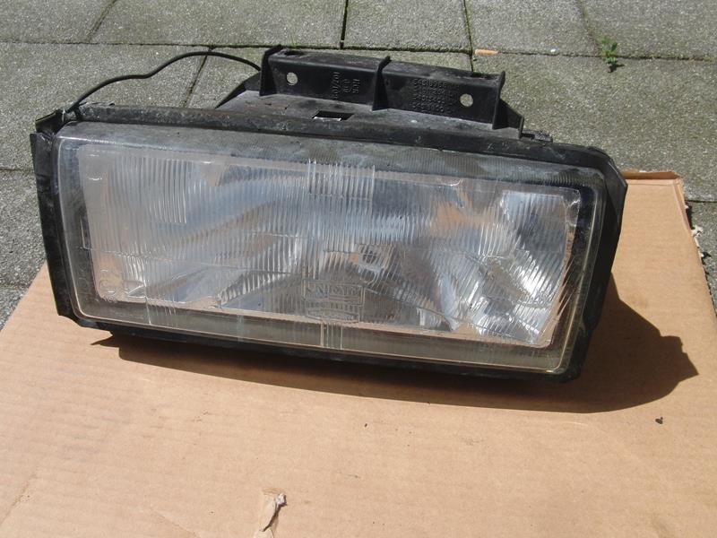 Austin Maestro front headlight unit CONTINENTAL Righthand side